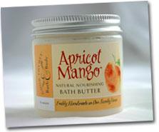 Apricot Mango Bath Butter
