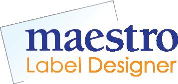 label software maestro label designer software label